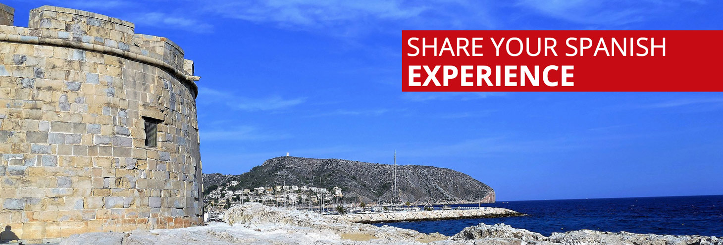 Share your Spanish experience