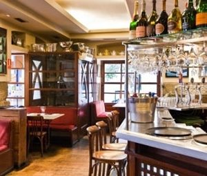 The best place for brunch in Madrid is Café Oliver