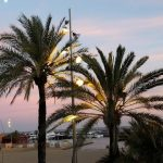 Travel guides - Barcelona beach
