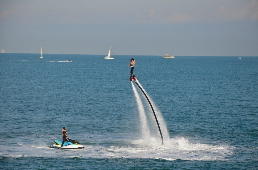 Watersport Valencia