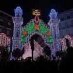 lights ruzafa las fallas in valencia