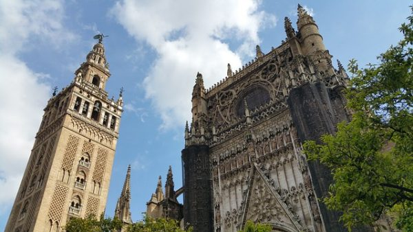 The Giralda and Cathedral things to do in Seville
