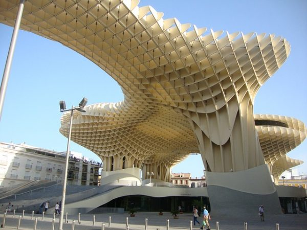 Metropol things to do in Seville