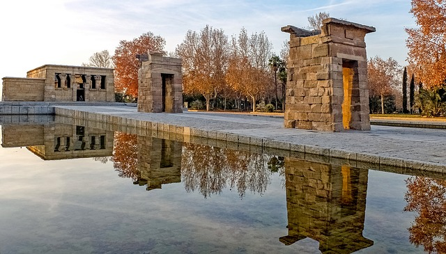 The 7 best places to visit in Madrid Temple of Debod