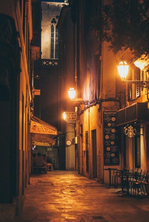 Nerja Spanje