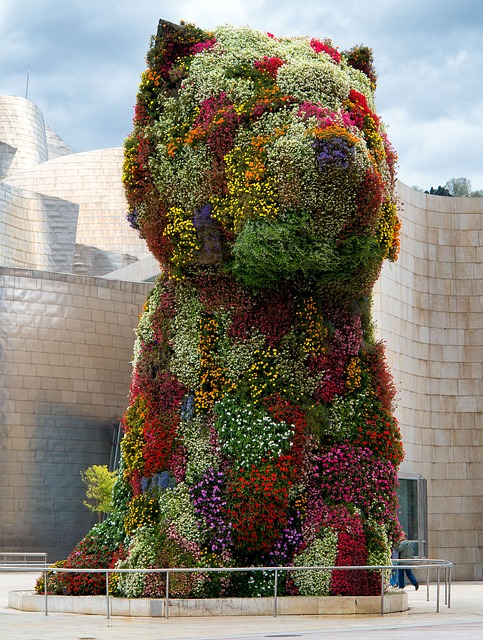 Guggenheim Bilbao Puppy