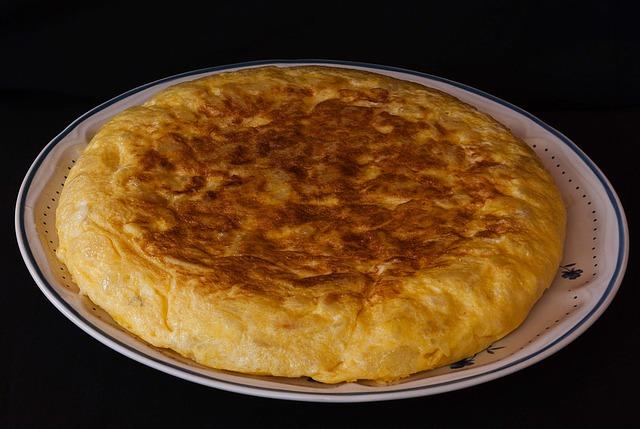 tortilla española in spain