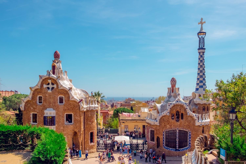 City trip Barcelona