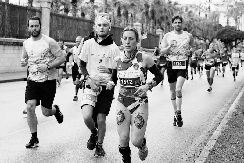 Valencia marathon 2018
