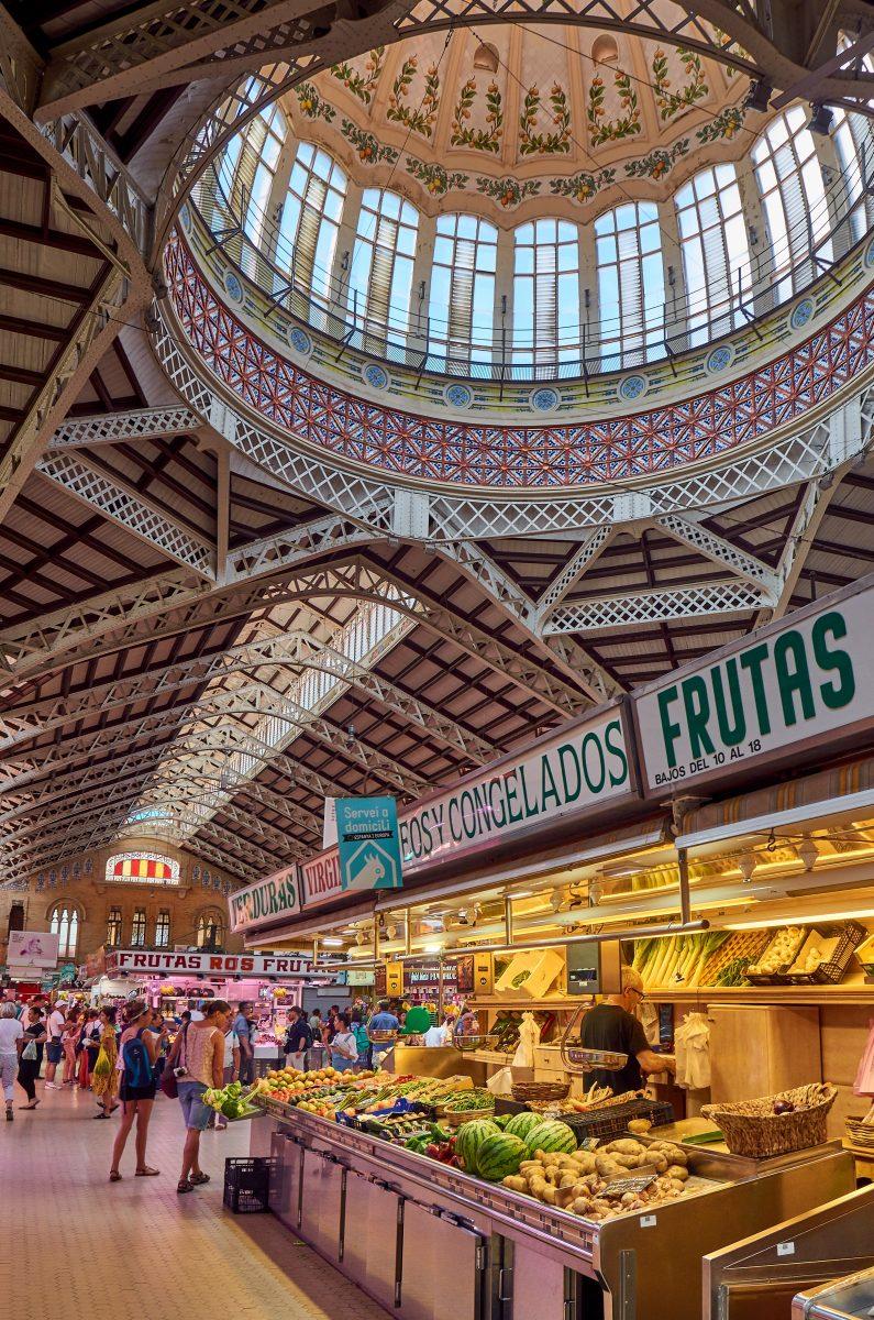 activiteiten valencia mercado central