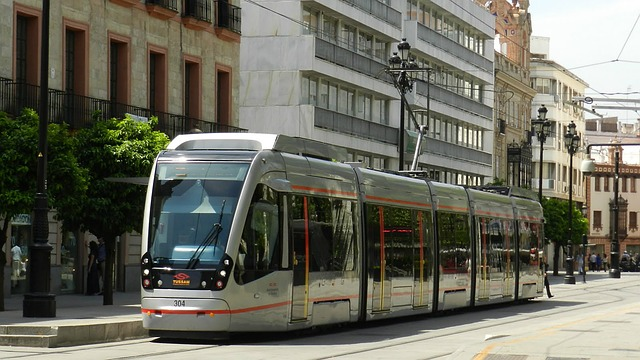 seville tourist information tram