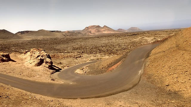 Natural wonders of spain timanfaya