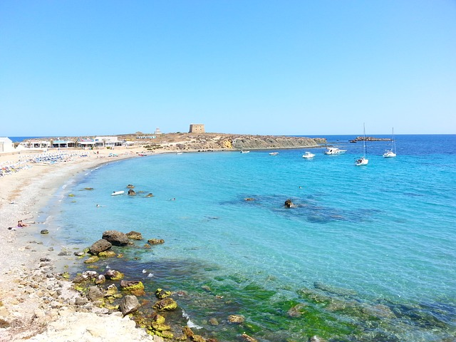 undiscovered spanish places Isla de Tabarca