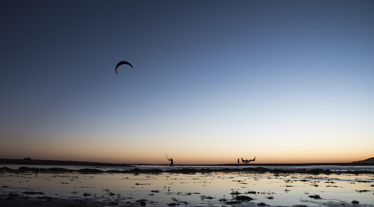 ontdek de costa de la luz kitesurfen