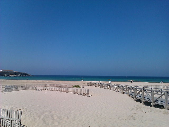 discover the costa de la luz beach